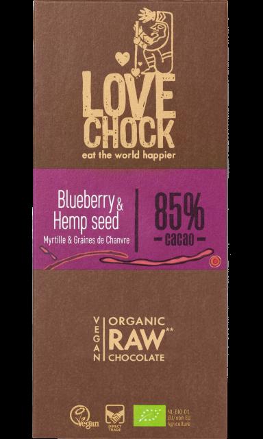 Blueberry & Hemp Seed